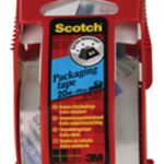 Scotch Packaging Tape Easy Start Dispenser 50mm x 20m Clear E.5020D
