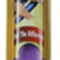 Fellowes Crystal Gel Wrist Rest Purple 91437