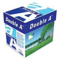 Double A White Premium Paper A4 80gsm 2500 Sheets 3613630000059