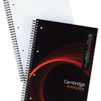 Cambridge Everyday A4 Wirebound Notebook 100 Pages 400020193