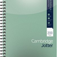 Cambridge Jotter Notebook A4 200 Pages 400039062