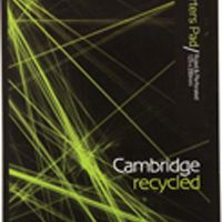 Cambridge Recycled Wirebound Notebook 125x200mm Perforated Head Bound (Pk 10) 100080468
