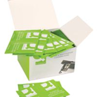 Q-Connect Screen and Multi-Purpose Wipes Pk 100