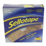 Sellotape Sticky Hook Spot Pk 400 1445175