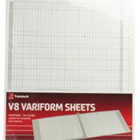 Twinlock Variform V8 10-Column Cash Refill 75982