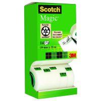 Scotch Magic Tape 810 Tower Pack 19mm x 33m (Pack of 14) 81933R14