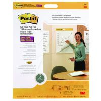 Post-it Super Sticky Table Top Meeting Chart Refill Pad (Pack of 2) 566