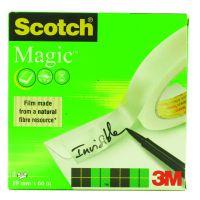 Scotch Magic Tape 810 19mm x 66m 8101966