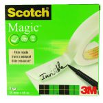 Scotch Magic Tape 810 25mm x 66m 8102566
