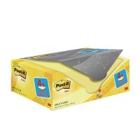 Post-it Notes 76 x 127mm Canary Yellow (Pack of 20) 655CY-VP20