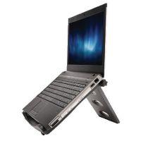 Kensington Grey SmartFit Easy Riser Laptop Cooling Stand 60112
