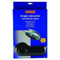 Kensington Black Height Adjustable Gel Mouse Pad 57711