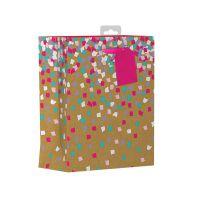 Giftmaker Confetti Gift Bag Medium (Pack of 6) FCOM