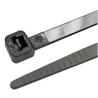 Avery Cable Ties 140 x 3.6mm Black (Pack of 100) GT140ICBLACK