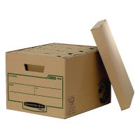 Fellowes Earth Series Large Storage Box (Pack of 10) 4470701