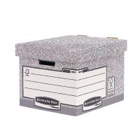 Fellowes Heavy Duty Bankers Box Standard W333xD390xH285mm (Pack of 10) 0081801