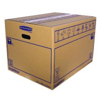 Bankers Box SmoothMove Standard Moving Box 460 x 410 x 610mm (Pack of 10) 6207501