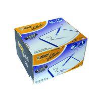 Bic Velleda 1721 Fine Marker Black (Pack of 200) 929178