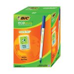 Bic ECOlutions Ballpoint Pen Medium Blue (Pack of 60) 893240