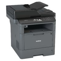 Brother Mono DCP-L5500DN Grey Multifunction Laser Printer DCP-L5500DN