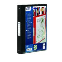 Elba Vision Black A4 2 Ring Binder 100080891