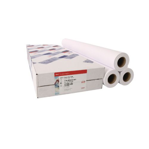 Canon Coated Premium Inkjet Paper Rolls 841mmx45m (Pack of 3) 97003450