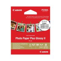 Canon Photo Paper Plus PP-201 3.5x3.5in (Pack of 20) 2311B070
