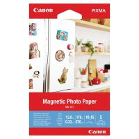 Canon Magnetic Photo Paper MG-101 4x6in (Pack of 5) 3634C002