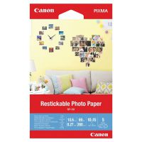 Canon Restickable Photo Paper RP-101 4x6in (Pack of 5) 3635C002