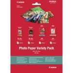 Canon Photo Paper Variety Pack A4 and 10x15cm VP-101 (Pack of 20) 0775B079