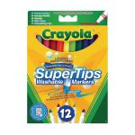 Crayola Bright Supertips (Pack of 72) 3.7509