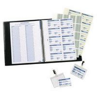 Durable Visitors Book Refill (Pack of 100) 1464/00