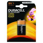 Duracell Plus Battery 9V 81275454