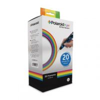 Polaroid 3D Pen Filament Assorted (20 Pack) 3D-FP-PL-2500-00