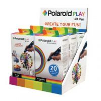 Polaroid Play 3D Pen and Filament Counter Display Unit 3D-PL-DP-2001-00