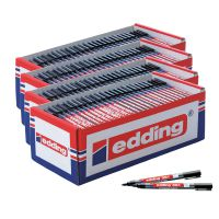 Edding 361 Boardmarker Class Black (Pack of 200) 5 for 4 ED810667