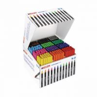Edding Colourpen Fine Assorted (Pack of 288) 300460000