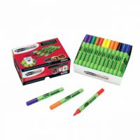 Show-me Medium Drywipe Pen Assorted (Pack of 50) SDP50A