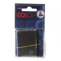 COLOP E/2600 Replacement Ink Pad Black (Pack of 2) E2600BK
