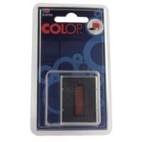 COLOP E/4750 Replacement Ink Pad Blue/Red (Pack of 2) E4750