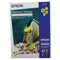 Epson Premium Glossy Photo A4 Paper (Pack of 50) C13S041624