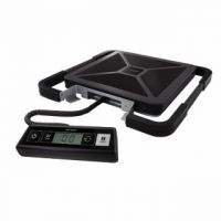Dymo S50 Shipping Scale 50kg UK Black S0929050