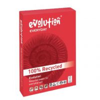 Evolution Everyday A3 Recycled Paper 80gsm White Ream (Pack of 500) EVE4280