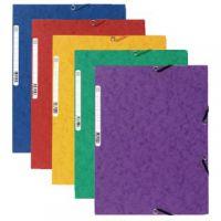 Europa Portfolio File A4 Assorted (Pack of 10) 55515E