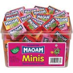 Maoam Minis Chew Sweets (Pack of 40) 50542