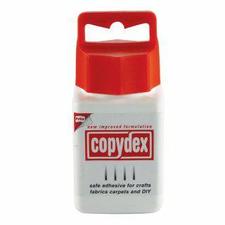 Copydex White Latex Adhesive 125ml