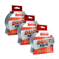 UniBond Tape 50mmx25m Silver 3 for 2 HK810858