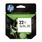 HP 22XL Cyan/Magenta/Yellow High Yield Inkjet Cartridge C9352CE