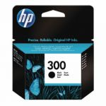 HP 300 Black Inkjet Cartridge CC640EE