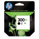 HP 300XL High Yield Black Inkjet Cartridge CC641EE